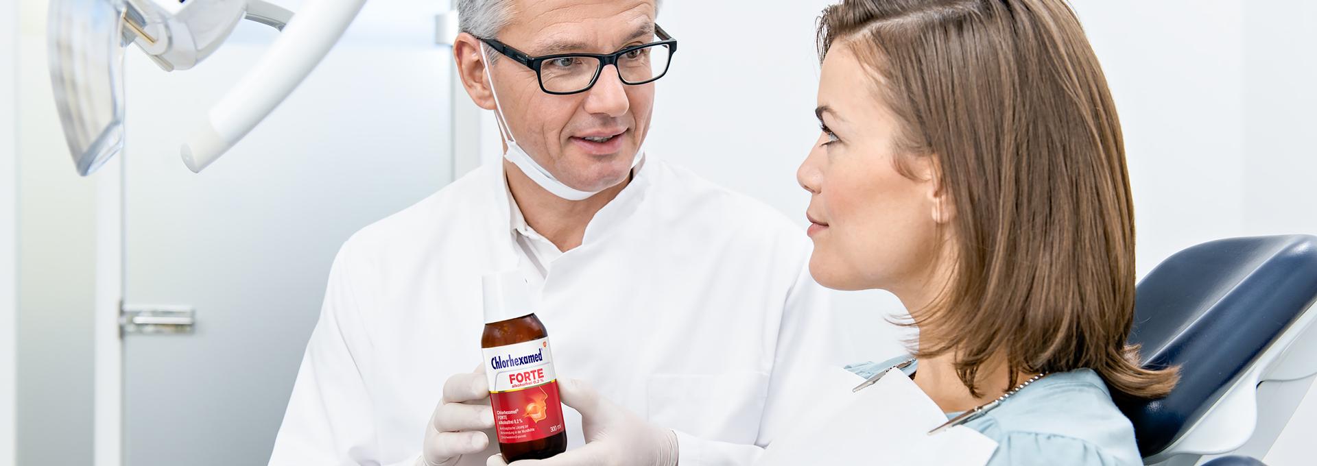 chlorhexamed gel erfahrung